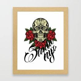 Candy Nyx Framed Art Print