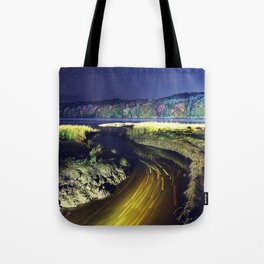 Autumn Tide Tote Bag