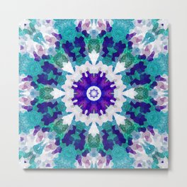 MANDALA NO. 1 #society6 Metal Print