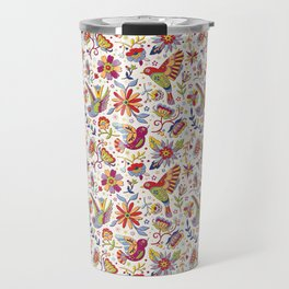 Otomi folk Travel Mug