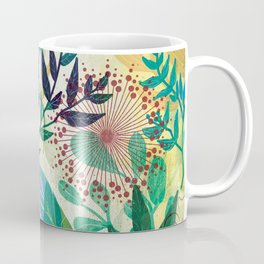Fantasy Flora Coffee Mug