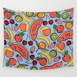 Bold Fruit Wall Tapestry