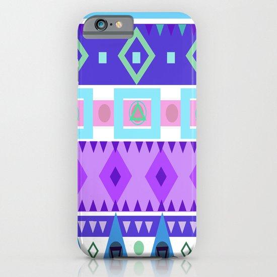 Winter Patterns iPhone & iPod Case