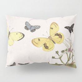 Let us dance in the sun- butterflies  Pillow Sham