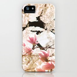 Spring Paradise iPhone Case