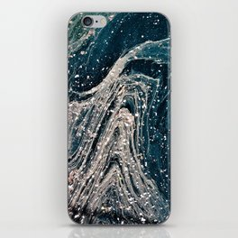 Water surface iPhone Skin