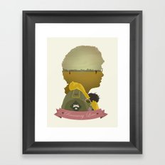 Runaway Love Framed Art Print