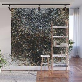 Rustic Furs Wall Mural