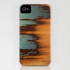 Rust Streaks iPhone (4, 4s) Slim Case