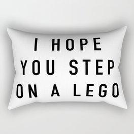 I Hope Rectangular Pillow
