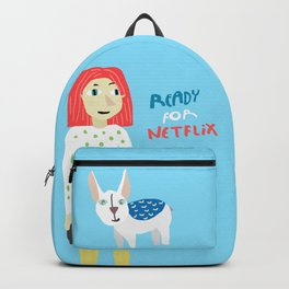 Ready for Netflix? Backpack
