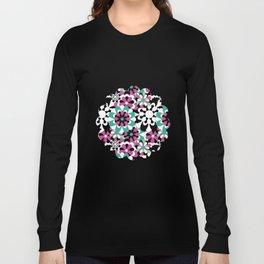 Tutti Fiori (pink) Long Sleeve T-shirt
