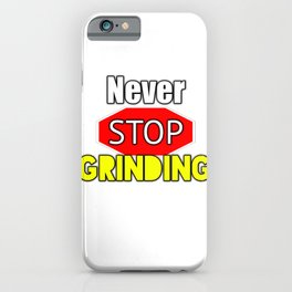 Merch iPhone Case