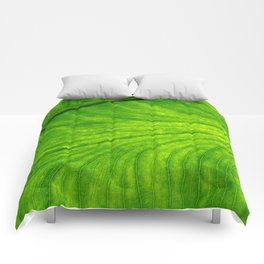 Leaf Paths Comforters