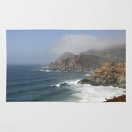 Southern California Coast Rug