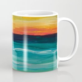 Cancun inspired Coffee Mug