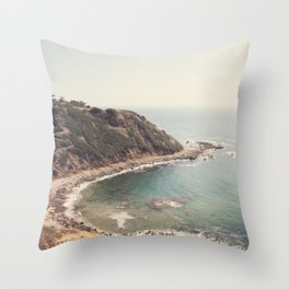 Peaceful Places, My Serenity. Throw Pillow