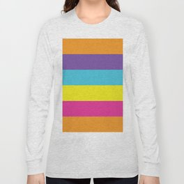 Gender Non-Binary Pride Long Sleeve T-shirt