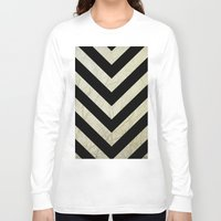decal Long Sleeve T-shirts featuring Bold by Charlene McCoy