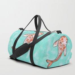 Koi Duffle Bag