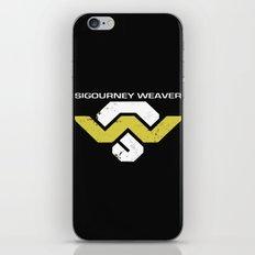 Sig Weav iPhone & iPod Skin