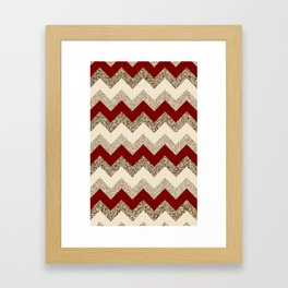 Christmas Cheer Framed Art Print