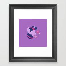 Twilight Sparkle Framed Art Print