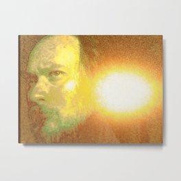 Selfshine Metal Print