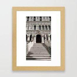 Doges Palace Framed Art Print
