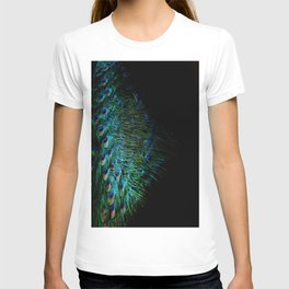 Peacock Details T-shirt