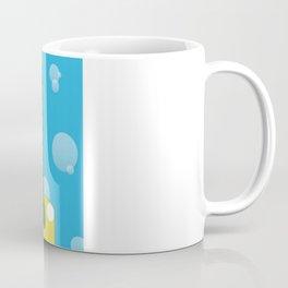 Swimming Bear Coffee Mug