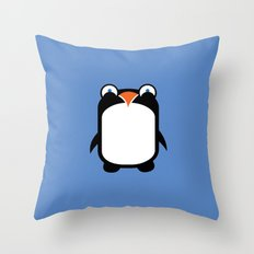 Pengwin (Penguin) Throw Pillow