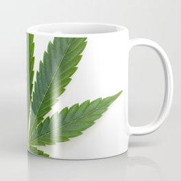 Cannabis/Marijuana/Weed leaf Coffee Mug