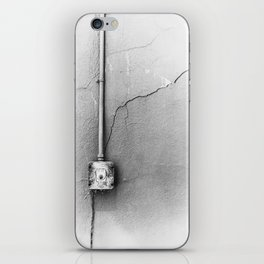 cracks iPhone Skin