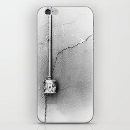 cracks iPhone Skin