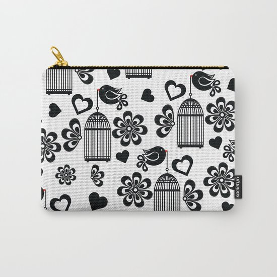 Pattern N Carry-All Pouch