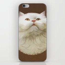Round Cat - Yom iPhone Skin