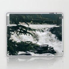 Athabasca Falls Laptop & iPad Skin