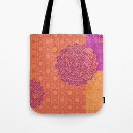 Persian Tiles Tote Bag