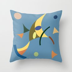 Comp A1 Throw Pillow