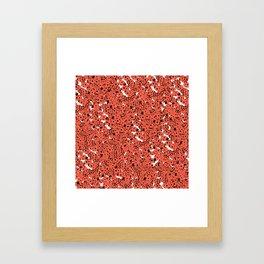 Ladybirds Framed Art Print