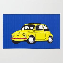 Zoom, Zoom- Art Print Rug