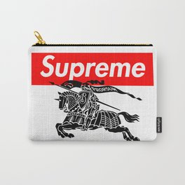 Burbery Supreme Carry-All Pouch