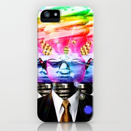 We Are Many. We Are One! iPhone Case