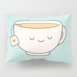Teacup Pillow Sham