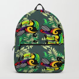 Vibrant Soul - Toucan Backpack