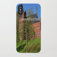 downton abbey iPhone & iPod Cases featuring Downton Desire by Nonna Originals