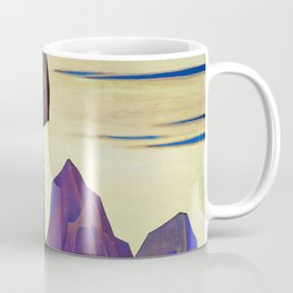Nicholas Roerich - St Francis - Digital Remastered Edition Coffee Mug