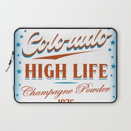 Colorado High Life Laptop Sleeve