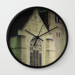 Williams Memorial Chapel Wall Clock